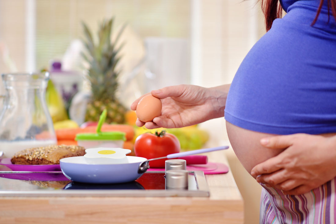 Food ideas to keep energy up during labor